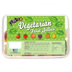 Pimlico Vegetarian Fruit Jellies Tub