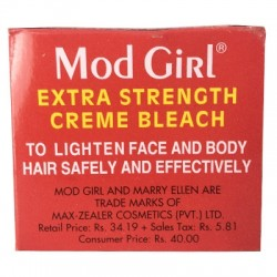 Mod Girl Face Creme Bleach