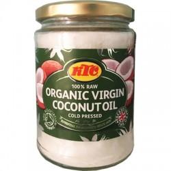 KTC Raw Organic Virgin Coconut Oil 500ml