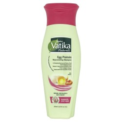 Vatika Naturals Egg Protein Shampoo