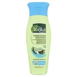 Vatika Naturals Tropical Coconut Shampoo 200ml