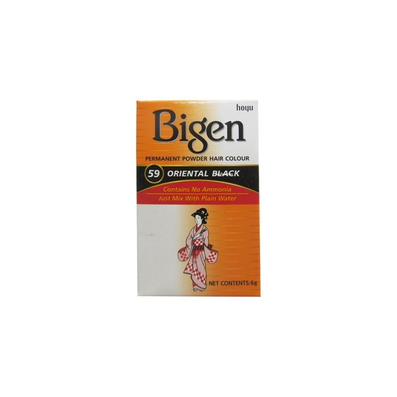 Bigen Hair Dye No.59 Oriental Black