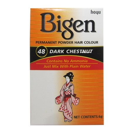 Bigen Hair Dye No.48 Dark Chestnut