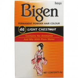 Bigen Powder Dye Light Chestnut