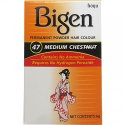 Bigen Hair Dye Medium Chestnut