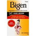 Bigen Hair Dye No.57 Dark Brown