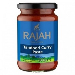Rajah Tandoori Curry Paste 300g