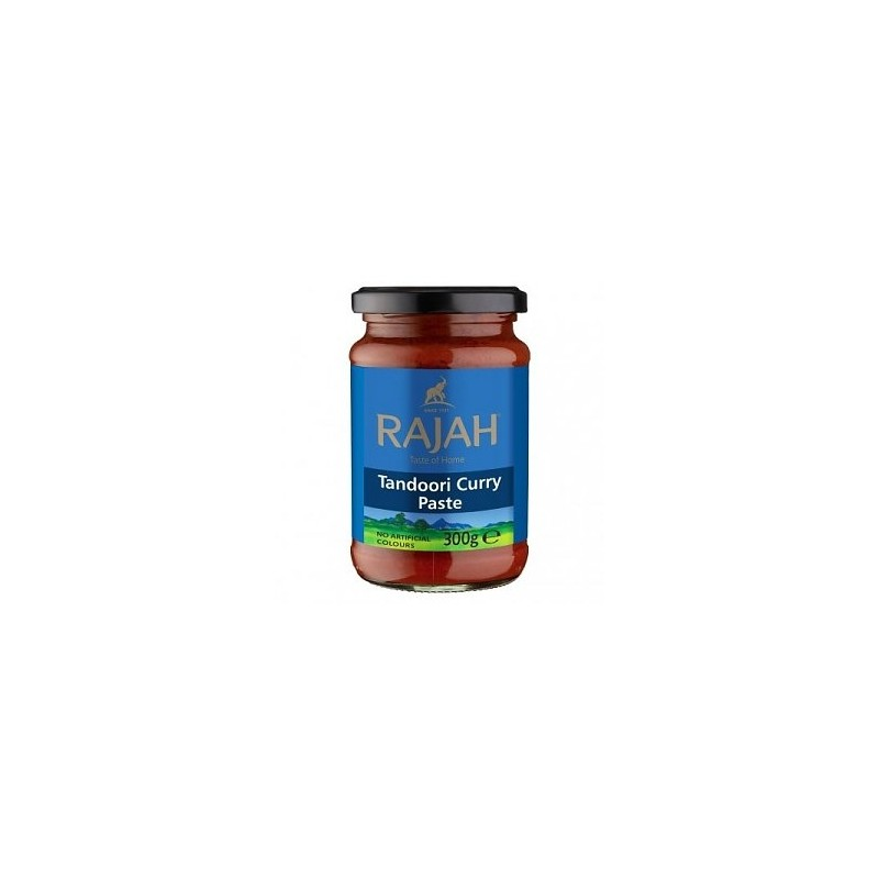 Rajah Tandoori Curry Paste 300g