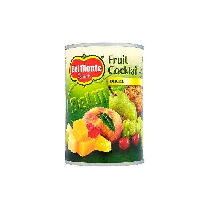 Del Monte Fruit Cocktail Tin