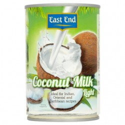 East End Light Coconut Milk