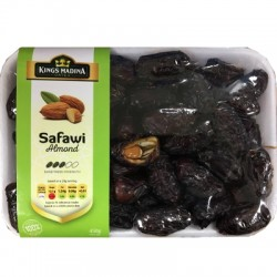 Kings Madina Safawi Almond 450g