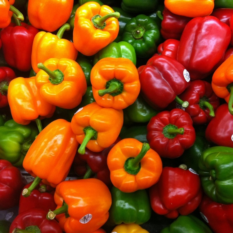 Peppers Mixed Bell