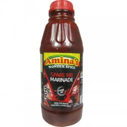 Amina's Wonder Spice Spare Rib Pour On Marinade 500ml
