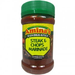 Amina's Wonder Spice Steak & Chops Paste 325g
