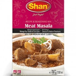 Shan Meat Masala Mix 100g