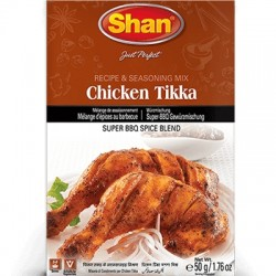 Shan Mix Chicken Tikka BBQ