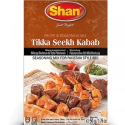 Shan Tikka Seekh Kebab BBQ Mix