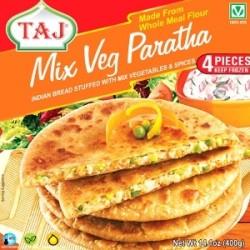 Taj Mixed Veg Paratha