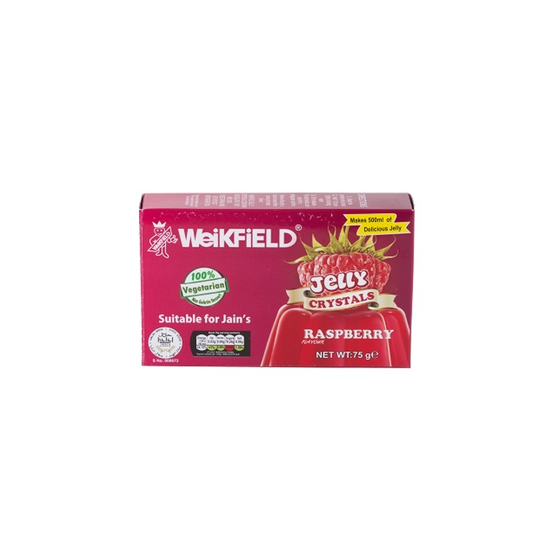 Weikfield Jelly Raspberry