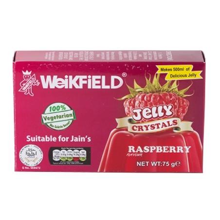 Weikfield Jelly Raspberry 75g