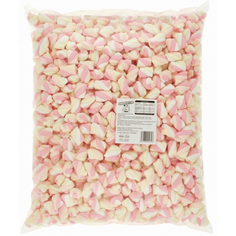 SweetZone Mini Mallow Twists