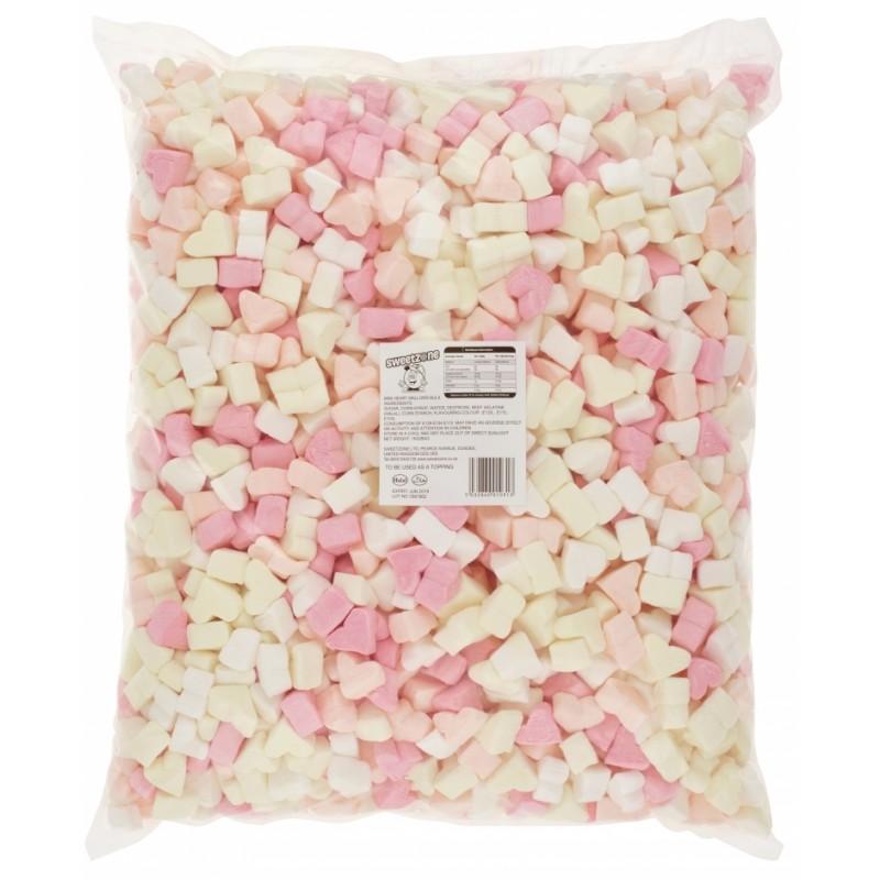 SweetZone Mini Mallow Hearts