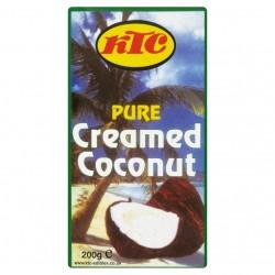 KTC Creamed Coconut 200g