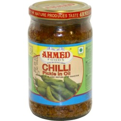 Ahmed Chilli Pickle in Oil 320g