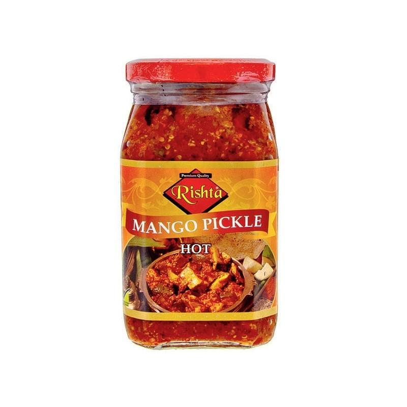 Rishta Mango Pickle Hot Flavour