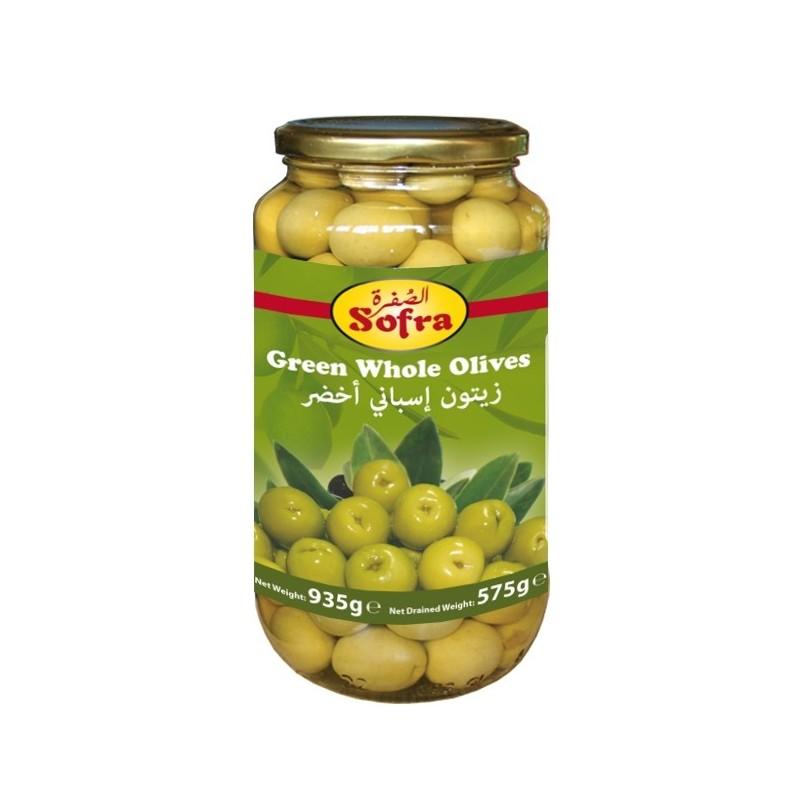 Sofra Green Olives