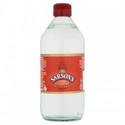 Sarsons Distilled White Vinegar