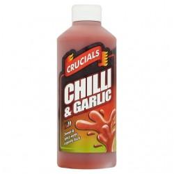 Crucials Chilli & Garlic Sauce