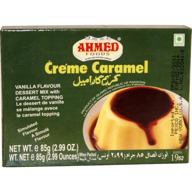 Ahmed Crème Caramel
