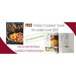 Indian Cookery Recipe Book