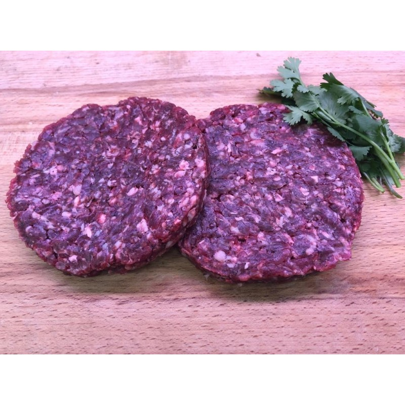 Wagyu Beef Burgers HMC 170g 2 for £8