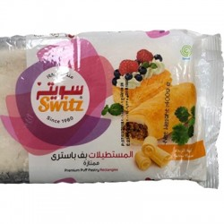 Switz butter puff pastry