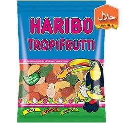 Haribo TropiFrutti Halal