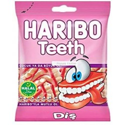 Haribo Teeth Halal