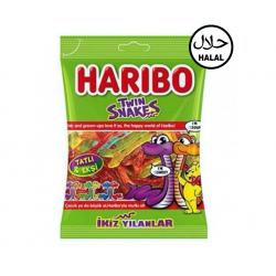 Haribo Twin Snakes Halal