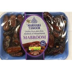 Marhaba Tamoor Mabroom...