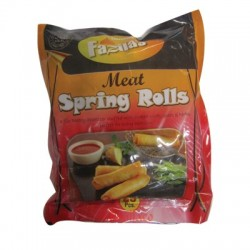Fazilas Meat Spring Rolls 20's