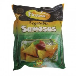 Fazilas Vegetable Samosas 20's