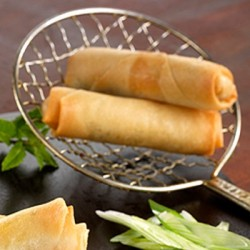 Fazilas Vegetable Spring Rolls 20's