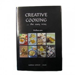 Creative Cooking....the easy way by Mariam Jadwat Omar