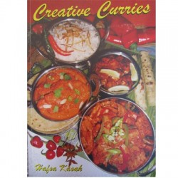 Creative Curries by Hafsa Kasak NEW
