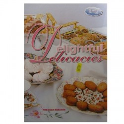 Delightful Delicacies by Khadija Ebrahim