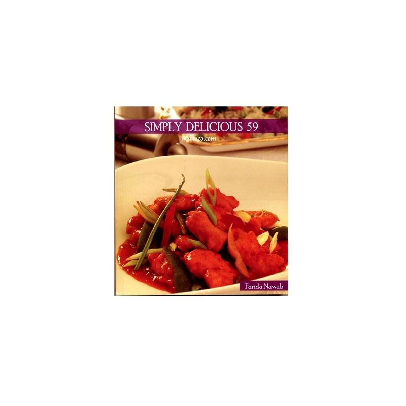 Farida Nawab's Simply Delicious 59 Cookbook
