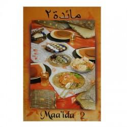 Maa'ida 2 Cookery book
