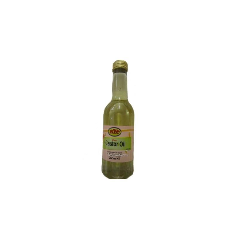 Castor Oil Clear 250ml