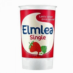 Elmlea Single Cream 284ml (MAX 6)